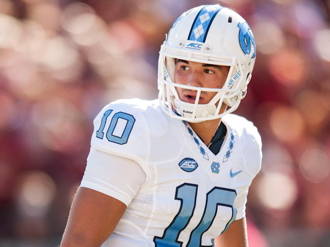 Bears go bold in draft, staring with trade to land Trubisky