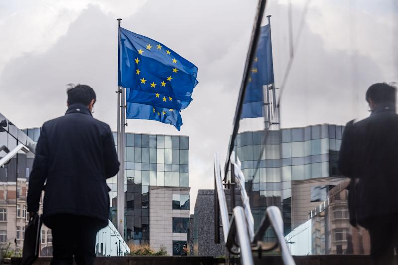 EU ConsidersSanctions Against Chinese, Russian Groups Over Hacking