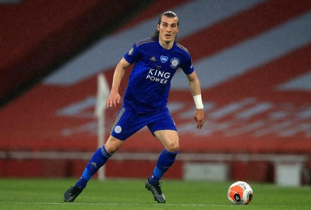 Leicester City's Caglar Soyuncu is wanted by Barcelona