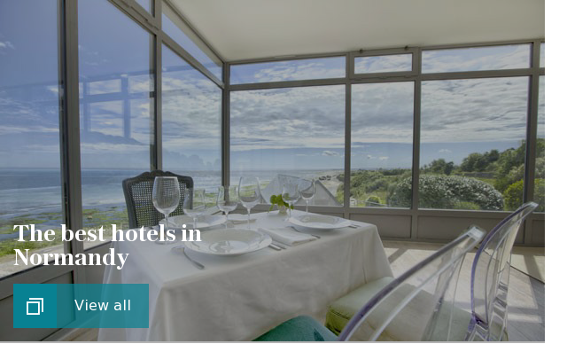 The best hotels in Normandy