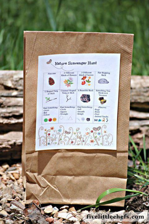"<p>Since you're ditching plastic this year, that means plastic eggs are also a no-go. Keep your kids entertained with this scavenger hunt inspired by the trees, animals, and plants outside.</p><p><em><a href=""http://www.fivelittlechefs.com/craft/summer/nature-scavenger-hunt-for-kids-free-printable.html/2"" rel=""nofollow noopener"" target=""_blank"" data-ylk=""slk:Get the tutorial at Five Little Chefs »"" class=""link rapid-noclick-resp"">Get the tutorial at Five Little Chefs »</a></em> </p><p><strong>RELATED:</strong> <a href=""https://www.goodhousekeeping.com/life/parenting/g32050844/scavenger-hunt-ideas-for-kids/"" rel=""nofollow noopener"" target=""_blank"" data-ylk=""slk:22 Fun Scavenger Hunt Ideas to Keep Your Kids Guessing"" class=""link rapid-noclick-resp"">22 Fun Scavenger Hunt Ideas to Keep Your Kids Guessing</a></p>"