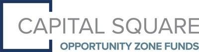 Capital Square Opportunity Zone Funds Logo (PRNewsfoto/Capital Square)