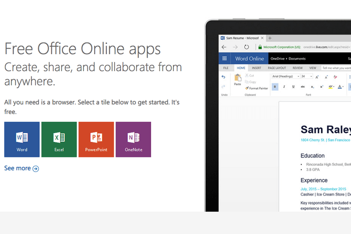 Paying is for suckers: Here\u0027s how to use Microsoft Office for Free