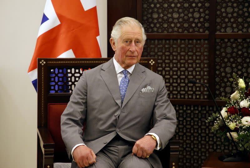 Prince Charles wants to visit Iran - Sunday Times