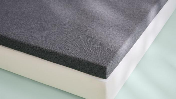 This memory foam mattress topper is one of the best we've ever tested.