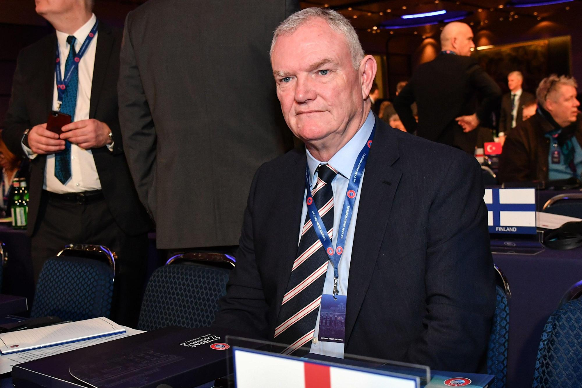 Kick It Out criticise FA chairman Greg Clarke for 'unacceptable' comments to DCMS committee