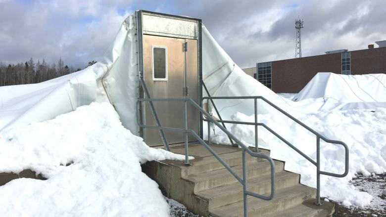 East Hants dome out of commission for at least 2 months