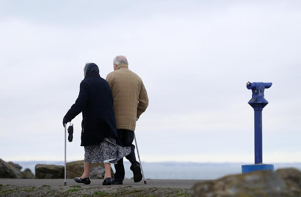 Ageing societies afford more advantages to men than women – study (Brian Lawless/PA) (PA Wire)