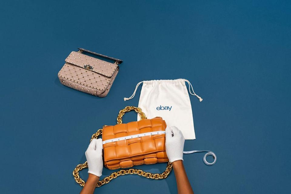"""<p><strong>Who:</strong> eBay</p><p><strong>What:</strong> Handbag Authenticity Guarantee</p><p><strong>Where:</strong> Online at eBay.com</p><p><strong>Why:</strong> To this day, eBay is still one of the largest online resale marketplaces; They estimate that a luxury handbag is sold every twelve seconds on their website. They added timepiece and sneaker authentication last year, so its a natural progression to finally include luxury handbags. Bags included in the program will go through intensive physical examination as well as state-of-the-art technological processes to determine their authenticity. After they are approved, a unique authentication card and tag are included with the purchase, making every purchase worry-free. </p><p><a class=""""link rapid-noclick-resp"""" href=""""https://go.redirectingat.com?id=74968X1596630&url=https%3A%2F%2Fpages.ebay.com%2Fauthenticity-guarantee-handbags%2Findex.html&sref=https%3A%2F%2Fwww.elle.com%2Ffashion%2Fshopping%2Fg36597382%2Fthe-launch-june-2021%2F"""" rel=""""nofollow noopener"""" target=""""_blank"""" data-ylk=""""slk:VIEW MORE"""">VIEW MORE</a><br></p>"""