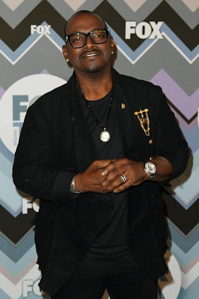"""FILE - In this Jan. 8, 2013 file photo, Randy Jackson arrives at the Winter TCA Fox All-Star Party at the Langham Huntington Hotel, in Pasadena, Calif. Jackson, the 56-year-old """"American Idol"""" judge says he won't be returning to the Fox talent competition after serving 12 seasons on the show's judging panel. The record producer says in a statement on Thursday, May 9, 2013, he's leaving """"Idol"""" to focus on his record label and other business opportunities. (Photo by Matt Sayles/Invision/AP, File)"""