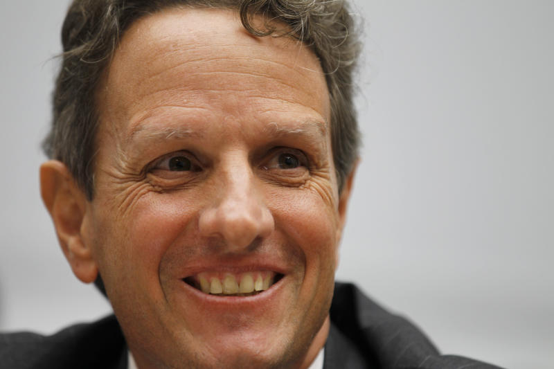 Why Geithner's Treasury leadership proved divisive