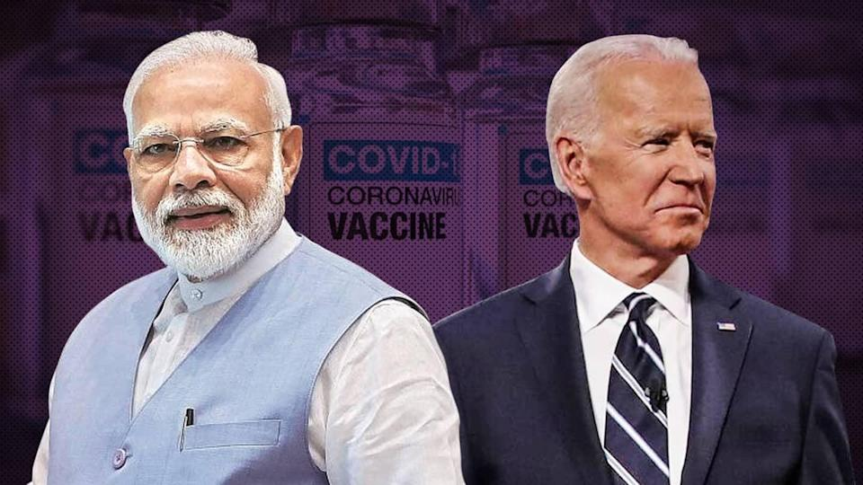 Quad Summit: India to manufacture coronavirus vaccines developed by US