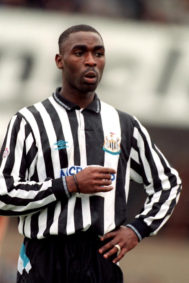 <p>The Newcastle striker scored 34 times in 40 games and helped the Magpies to finish third in the Premier League. </p>