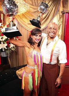 DWTS Champ JR Martinez Will Glue His Mirrorball Trophy to Hood of Car