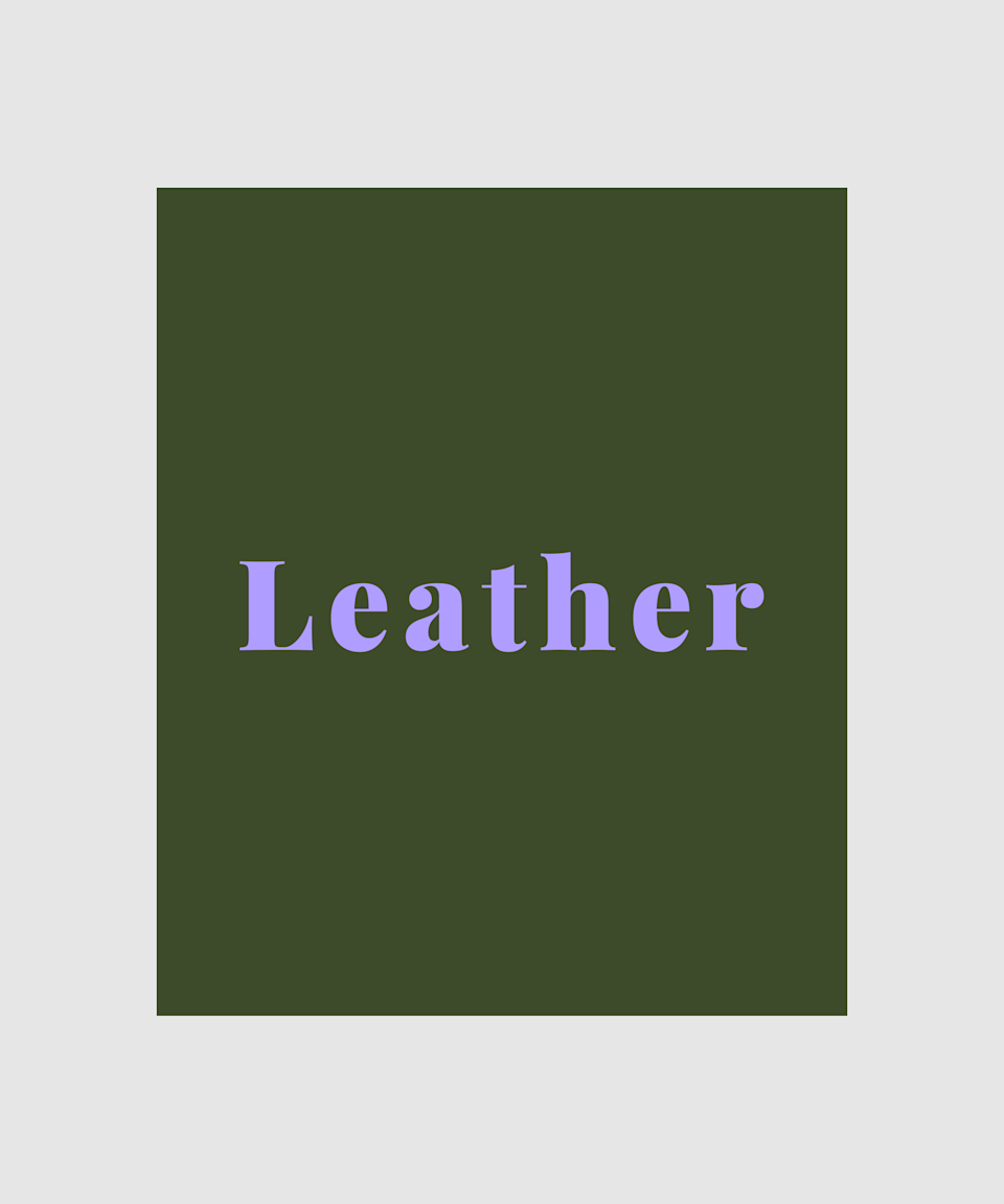 """<h2>Leather</h2><br>Whether you're going for the longer style of leather coat that was seen on this season's catwalks or a biker jacket that won't ever go out of style, there are ways to wear leather that will boost your look rather than cover it up.<br><br><a href=""""https://www.instagram.com/chloepierreldn/?hl=en"""" rel=""""nofollow noopener"""" target=""""_blank"""" data-ylk=""""slk:Chloé Pierre"""" class=""""link rapid-noclick-resp"""">Chloé Pierre</a> recommends sizing up on your leather jacket. """"With a jacket of this type, it's all about layering, and you need to have one with the right structure yet spacious enough to layer with a hoodie or knitwear if necessary."""" Pierre explains: """"Practicality is key, always. Especially as a plus-size babe with the limited fashion options we usually have.""""<br><br>Bradshaw chimes in that this kind of coat is the perfect style to dress up or dress down: """"An oversized leather blazer is the new trendy leather jacket. When it comes to styling the leather blazer, make sure to get it either perfectly sized or a little oversized. I would style it with a cute black midi dress and a black mule and a cute black thin pair of sunglasses."""""""