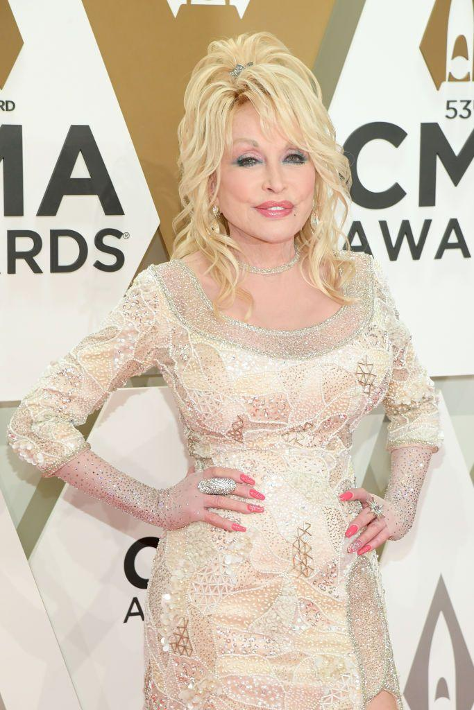 """<p>Back in 2012, Dolly Parton <a href=""""https://www.vanityfair.com/culture/2012/11/dolly-parton-proust-questionnaire"""" rel=""""nofollow noopener"""" target=""""_blank"""" data-ylk=""""slk:told Vanity Fair"""" class=""""link rapid-noclick-resp"""">told<em> Vanity Fair</em></a> that her least favorite trait in others was """"Dishonesty and being late for appointments."""" Sounds like a Cap!</p>"""