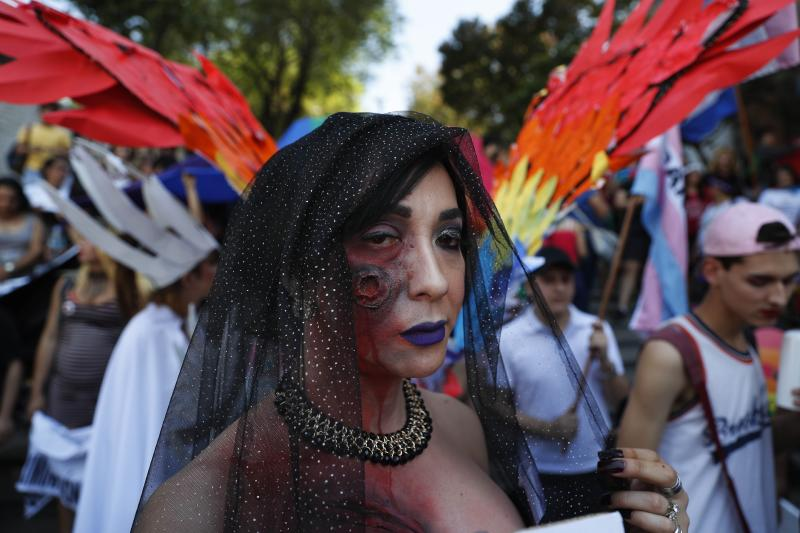 PARAGUAY-MARCHA GAY