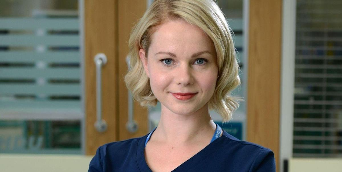 Holby City star Amy Lennox speaks out after Chloe Godard exit