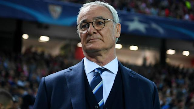 Claudio Ranieri Leicester City Champions League
