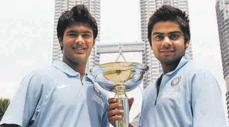 Tanmay Srivastava had won the U-19 World Cup under Virat Kohli