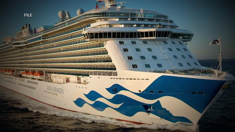 Cruise ship returns to Fort Lauderdale after passenger dies aboard
