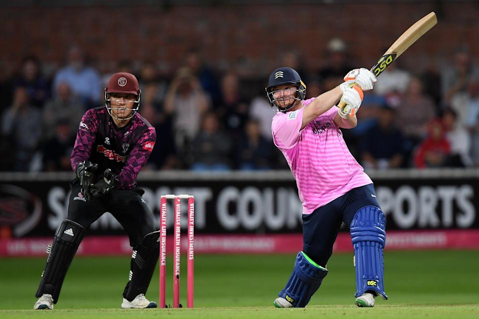 Paul Stirling bats for Middlesex in 2019 (Getty Images)