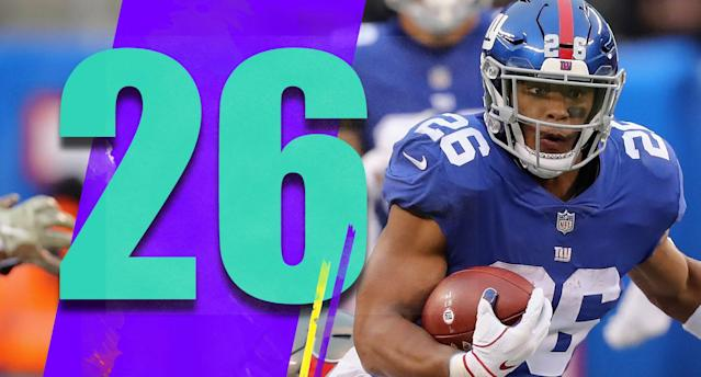 <p>Have to love the NFL. A 1-7 team wins two straight close games and all of a sudden we're talking about playoff possibilities. Guess that's better than talking about benching the quarterback. (Saquon Barkley) </p>