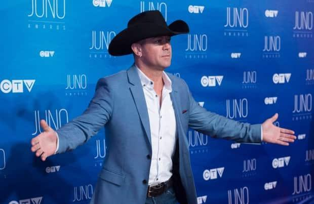 While singing with an accent has attracted some criticism, to Aaron Pritchett, the accent is simply an extension of being a performer.