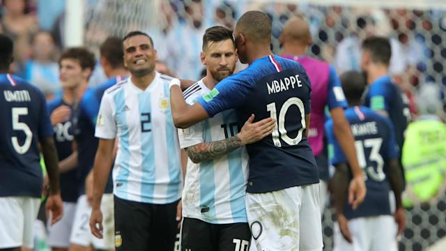 The goalkeeper said surviving the emotional rollercoaster of their first World Cup knockout assignment against Argentina galvanised Les Blues