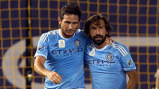 The New York City FC midfielder has been linked with a job replacing an outgoing assistant coach at Stamford Bridge, but talks have yet to begin