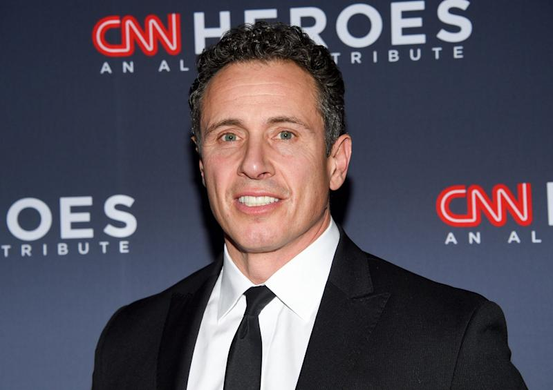 Chris Cuomo has tested positive for coronavirus, he announced Tuesday.