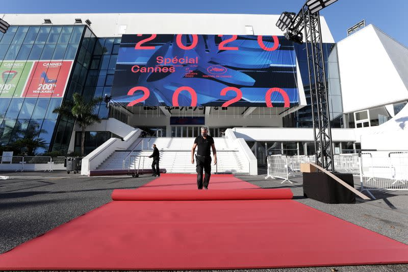Cannes hosts a 'special edition' of the 2020 Cannes film festival