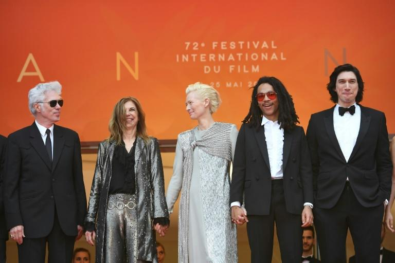 """Jim Jarmusch's """"The Dead Don't Die"""" and its """"cast to wake the dead"""", among them Tilda Swinton, Luka Sabbat and Adam Driver"""