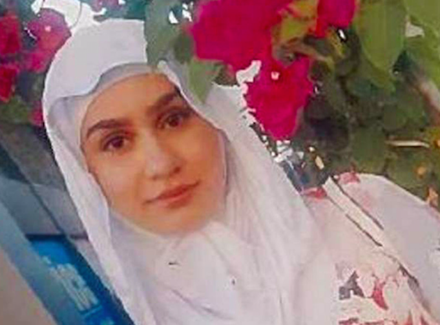 Law student Aya Hachem, 19, was an innocent victim of a shooting in Blackburn on Sunday. (PA)