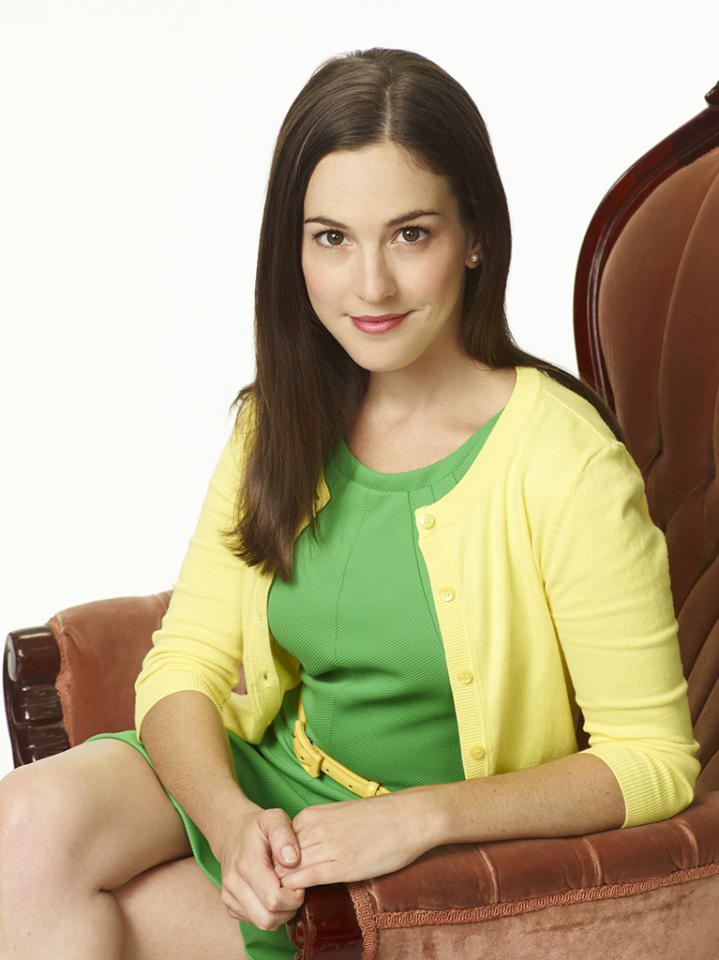 "Martha MacIsaac as Becca in ""1600 Penn"" on NBC."