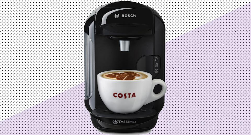 It's time to upgrade your morning coffees. (Currys PC World)