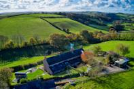 """<p>The top 10 most virtually viewed properties during England's second lockdown have been revealed by OnTheMarket — and it seems Brits are daydreaming about countryside cottages, castles and manor homes. </p><p>By analysing the 3D house tours that have been the most popular from 5th - 12th November 2020, the team at <a href=""""https://www.onthemarket.com/"""" rel=""""nofollow noopener"""" target=""""_blank"""" data-ylk=""""slk:OnTheMarket"""" class=""""link rapid-noclick-resp"""">OnTheMarket </a>were able to track what house hunters have been searching for. </p><p>Vikki Bennett from OnTheMarket comments: """"It's great to see how popular video and virtual tours are becoming; they're such a great tool for property seekers. The quality of the production is improving all the time and with the 3D virtual tours, you can navigate yourself around every room of a property from the comfort of your sofa. </p><p>""""This is a great way of giving house hunters a feeling for a property without having to see it in person, and prevent unnecessary viewings which might put people at risk. It's no surprise to see the wide range of properties OnTheMarket users have been viewing virtually since the second lockdown began in England.""""</p><p>Looking for some property inspiration? Have a nosy around the listings below...</p>"""