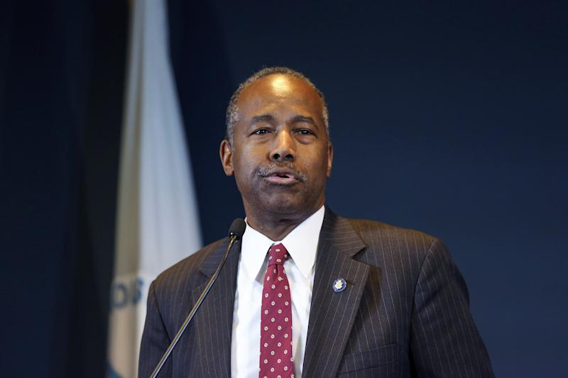 San Francisco HUD employees say they were shocked and offended by Carson's remarks. (Photo: Caitlin Ochs / Reuters)
