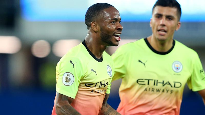 Sterling joins Guardiola in defending Bernardo Silva over Mendy tweet