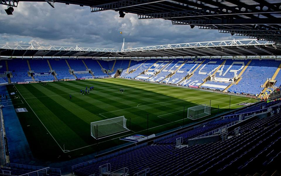 Reading set for points deduction after breaching EFL's financial rules - GETTY IMAGES