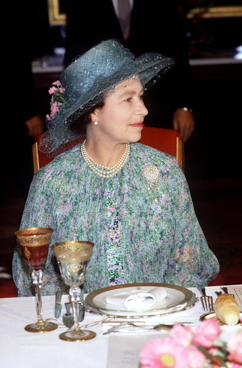 What Queen Elizabeth Likes to Eat May Surprise You