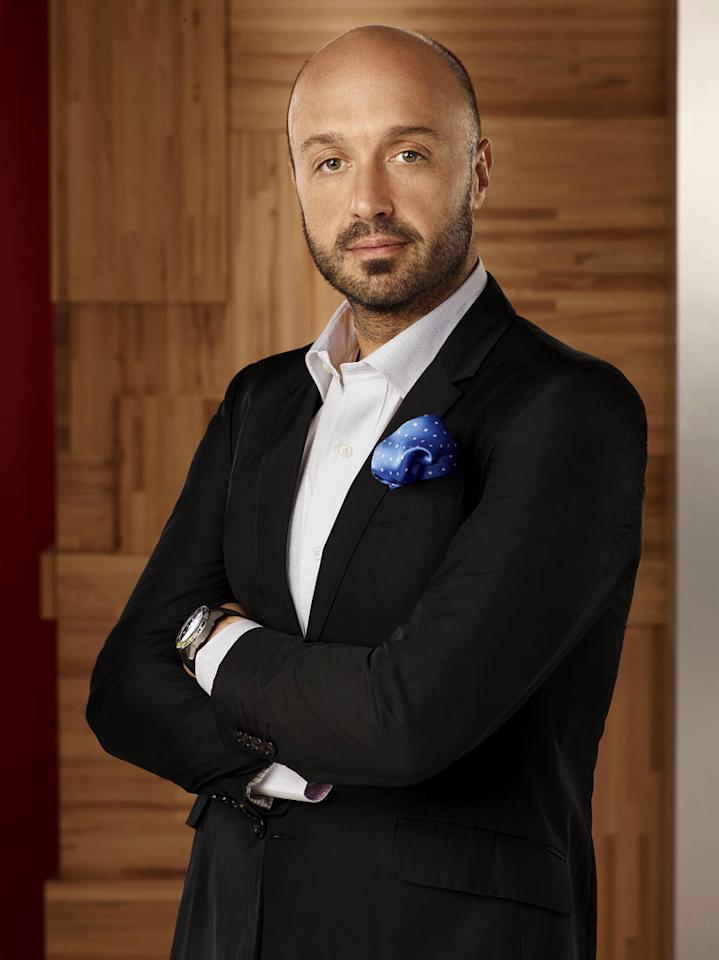 "Restaurateur and wine maker Joe Bastianich returns as a judge for the second season of ""Masterchef."""