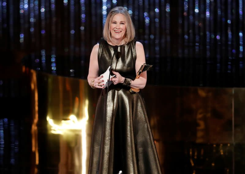 Curiosity high for TV's anything-can-happen virtual Emmys