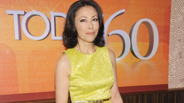 Ann Curry Confirms She's Leaving 'Today'