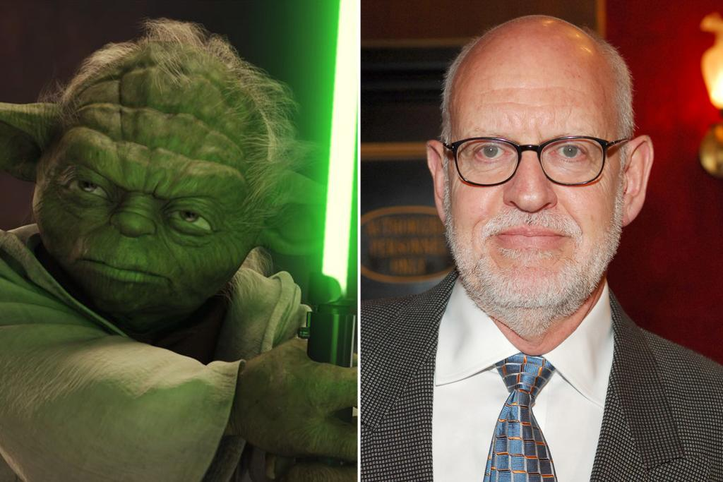 "Frank Oz – Yoda <br><br>Though he technically didn't wear a mask, Frank Oz is unquestionably the man behind the face and movements of the puppet who plays Yoda. Lucas approached Oz's boss, Jim Henson, to create a puppet character for ""The Empire Strikes Back"" (1980), but Henson was too busy with ""The Muppet Show"" and ""The Dark Crystal"" (1982). So Oz was tapped to give voice to Luke's little green friend. Oz, who had a great deal of involvement in Yoda's development including his signature backward speech pattern, went on to operate and voice the live-action Yoda in ""Return of the Jedi"" (1983) and lend his voice to the CG version of the character in all three prequels. Aside from his Yoda work, Oz is also the genius behind the Cookie Monster, Bert, Grover, Fozzie the Bear, and Miss Piggy! He's even moonlighted as the director of such eclectic films as ""Little Shop of Horrors"" (1986), ""Dirty Rotten Scoundrels"" (1988), ""Bowfinger"" (1999), and ""Death at a Funeral"" (2007)."
