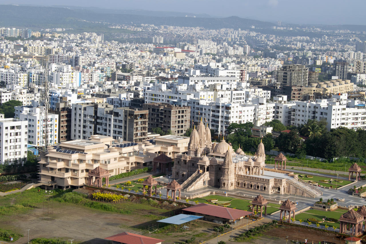 Rank 8.<strong> Pune:</strong> Total estimated GDP of $48 billon; Per capita income: $2,500