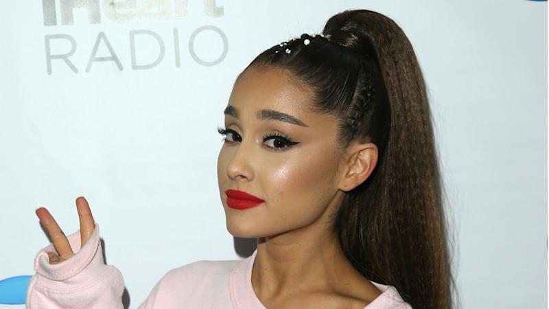 b8bc8b2c1 Ariana Grande Shares Pic From 'Wicked' Rehearsals Following Breakup ...