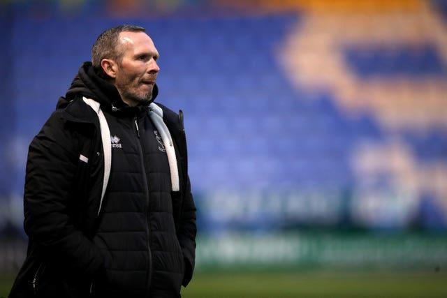 Shrewsbury Town v Lincoln City – Sky Bet League One – Montgomery Waters Meadow