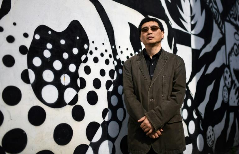 Activist and author Chang Ping now lives in Germany (AFP/Ina FASSBENDER)