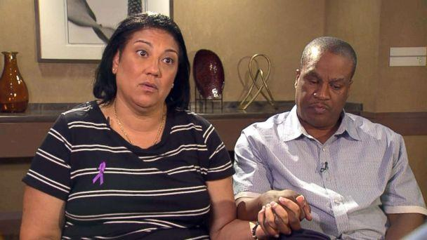 PHOTO: An interview of the parents of Antwon Rose Jr., the unarmed 17-year-old who was shot and killed by a police officer on June 19, 2018 in East Pittsburgh. (ABC News)